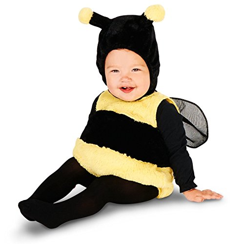 [Bumble Bee Toddler Dress Up Costume 2-4T] (Bee Toddler Costumes)