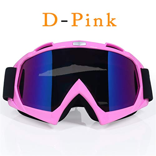 MT&GLAGGLE Motocross Goggles Glasses Dirt Bike ATV Motorcycle Goggles Moto Goggle Ski Glasses UV Protection 11