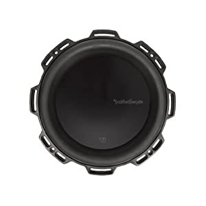 "Brand New Rockford Fosgate T1D410 Power 10""1200 Watt Peak/600 Watt RMS Power Dual 4 Ohm T1 Series Car Stereo Subwoofer"