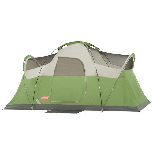 Coleman Montana Tent 6 Person 7 Ft. X 12 Ft. by Coleman