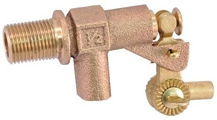 "ProPlus 192012 Válvula de flotador con 3/4 ""MIP ..."