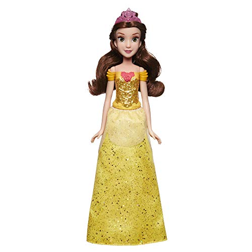 Disney Princess Royal Shimmer Belle -