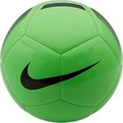 NIKE Pitch Team Soccer Ball Balones de fútbol de Entrenamiento, Unisex-Adult, Green Strike/Black, 3: Amazon.es: Deportes y aire libre