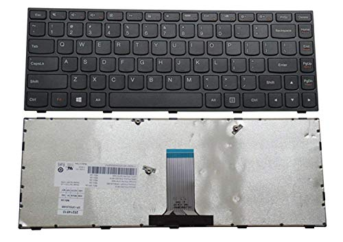 TravisLappy Laptop Keyboard for Lenovo Flex 2 14, B40 G40 30 G40 45 G40 70 Z40 P/N: 25214539