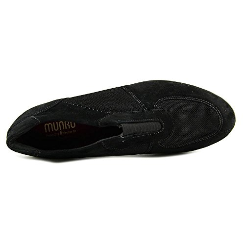 Munro Olympia Womens Flats & Oxfords Combo Noir