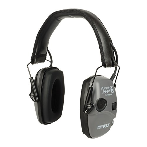 Howard Leight Impact Sport Bolt Digital Electronic Shooting Earmuff