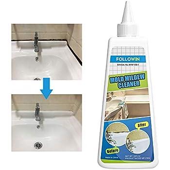 Amazon com: Skylarlife Home Mold & Mildew Remover Gel Stain