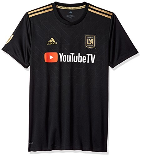 Used, adidas MLS LAFC Men's Replica Jersey, Medium, Black for sale  Delivered anywhere in USA