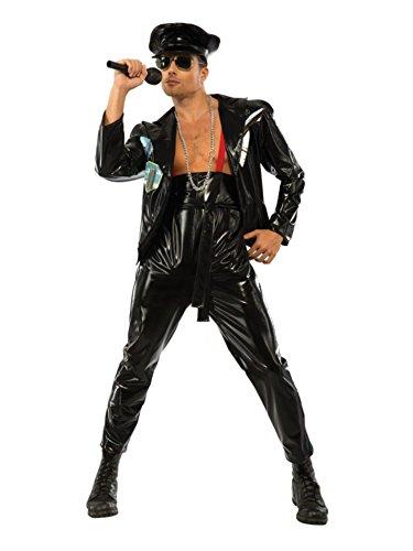 Freddie Mercury Costume - X-Large - Chest Size 44-46
