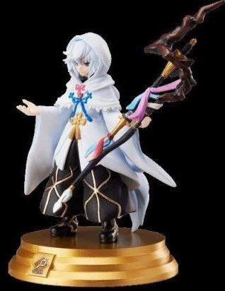 Fate Grand Order Duel FGO Caster Merlin Collection Figure First Release Anime Art