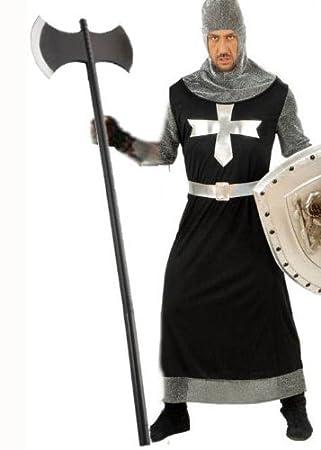 Halloween Plastic Battle Axe Pirate Fancy Dress Constume Petend Play Toy