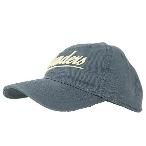 Islanders Salutation Hat, Slate Blue, One Size (Brass Antique Islander)