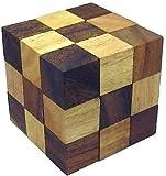 Snake Cube (Large) Brain Teaser Puzzle