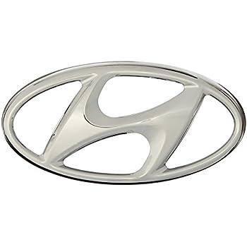 Hyundai 2011 2015 SONATA Rear Emblem OEM Parts