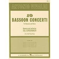 10 Bassoon Concertos - Volume 1
