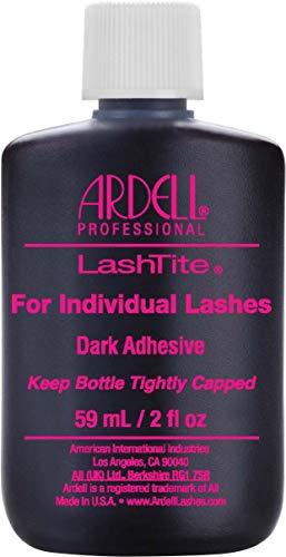 Ardell Lashtite Adhesive, Dark, 2 Fluid Ounce ()