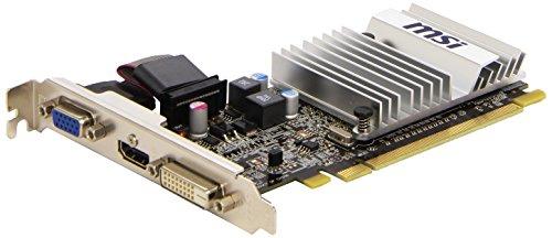 MSI V212-066R ATI Radeon HD 5450 Grafikkarte (PCI-e, 1GB, DDR3 Speicher, DVI, HDMI)