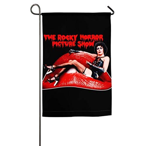 LMHB The Rocky Horror Home Flag Garden Flag Demonstrations Flag Family Party Flag Match Flag]()