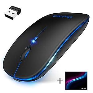 ワイヤレスマウス 無線マウス コンパクト 超薄型 静音 2.4GHz