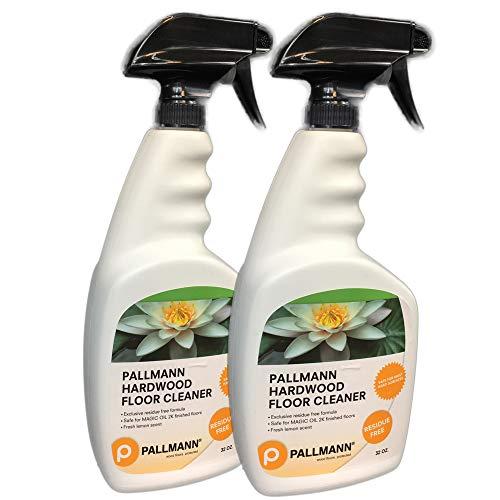 Pallmann Hardwood Floor Cleaner Pack (2 Pack)
