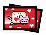 Ultra Pro International ValentNyan Nyan Cat Small Deck Protector Sleeves