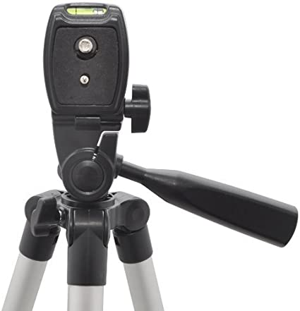 HeroFiber 50 Light Weight Aluminum Photo//Video Tripod /& Carrying Case for Nikon Coolpix AW100 /& AW110 Digital Cameras w Ultra Gentle Cleaning Cloth