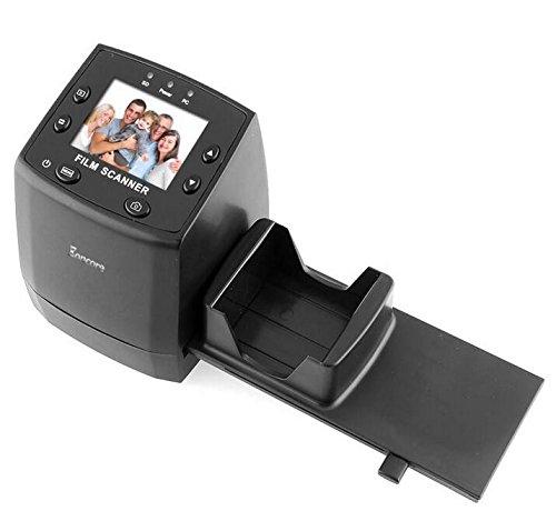 Eoncore 5MP 35mm Negative Slide Film Photo Viewer Scanner USB Digital Color (35 Mm Slide Copier)