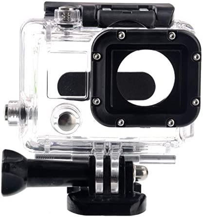 Without Cable Open Side for FPV YANTAIANJANE Camera Accessories ST-30 Skeleton Protective Housing Without Lens for GoPro HERO3