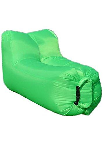Gigante hinchable sillón reclinable silla con bolsa. hincha ...