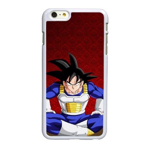 V8I88 goku dans la chambre R0J1DJ coque iPhone 6 Plus de 5,5 pouces cas de couverture de téléphone portable coque blanche DE3FHC4IH