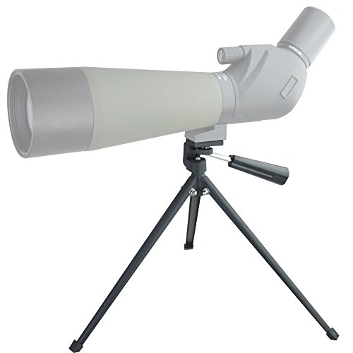 Gosky Fully Metal Table Tripod for Spotting Scope, Monocular, Binocular, Night vision and other Optical Devices