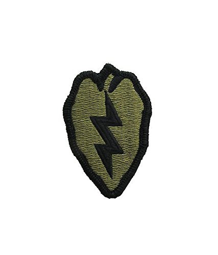 - 25th Infantry Division - OCP Patch with Hook Fastener