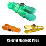 Brite Concepts Set of 7 Colorful Magnetic