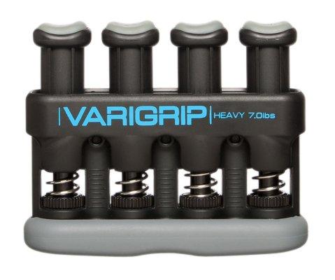 CanDo VariGrip Hand Exerciser, Heavy: Blue
