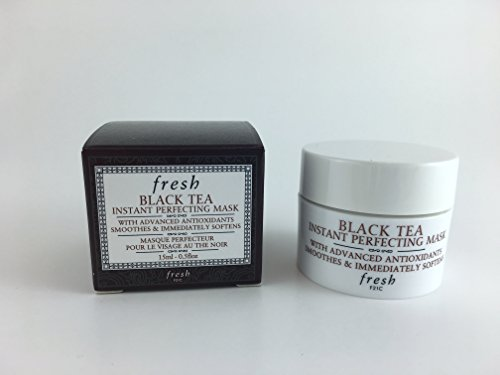 Fresh Black Tea Instant Perfecting Mask 0.5 oz Mini