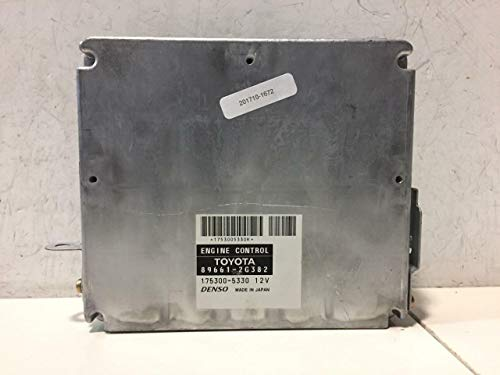 - 2003 2004 2005 Toyota Celica Engine Computer Unit ECU PCM OEM PN: 89661-2g82