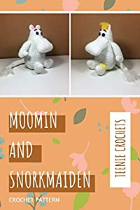 Moomin free Amigurumi pattern | The Sun and the Turtle | 300x200
