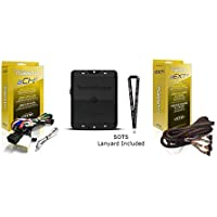Rockford Fosgate DSR1 8-Channel Interactive Signal Processor w/Integrated iDatalink Maestro Module with ADS HRN-AR-CH2 T-harness & 2-meter extension cable for select vehicles & SOTS Lanyard