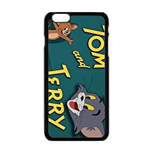 Tom and Jerry Cell Phone Case for iPhone plus 6 wangjiang maoyi