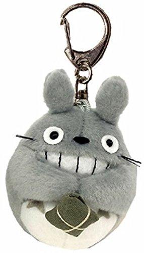 My Neighbor Totoro Totoro Studio Ghibli and soft plush key ...