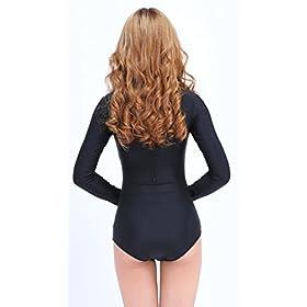 - 41nO3EABgaL - Speerise Long Sleeve Adult Ballet Dance Leotards for Women