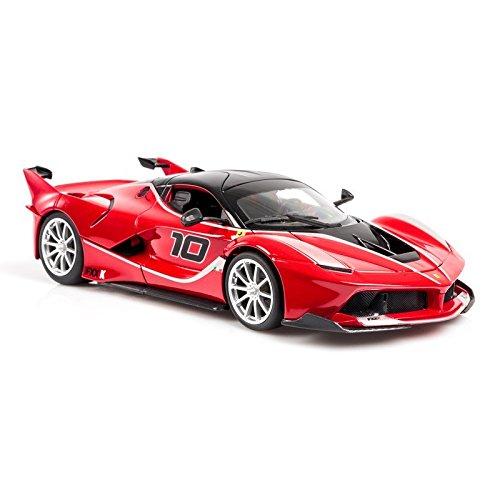 Bburago B18-16010 Ferrari FXX-K Diecast Model Kit, 1:18 Scale (18 Kit Cars 1)