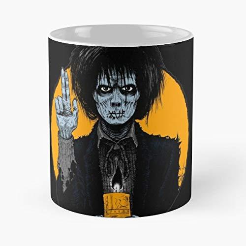Billy Butcherson Hocus Pocus Halloween Samhain - Funny Coffee Mug, Gag Gift Poop Fun Mugs -