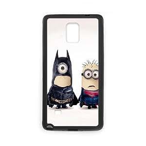 Batman and Superman Samsung Galaxy Note 4 Cell Phone Case Black Fantistics gift XVC_266791