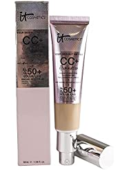 IT Cosmetics CC Illumination Cream with SPF 50+ (Light) 1.08 oz - Your Skin But Better