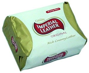 Amazon.com : Imperial Leather Soap 100g England (Pack of 4) : Bath ...