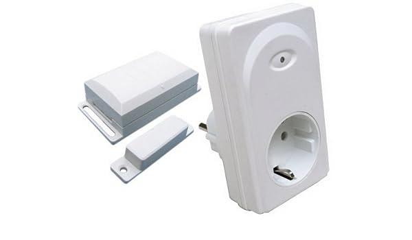 Radio-control de escape para secadora y la campana extractora, 3600 Watt: Amazon.es: Iluminación