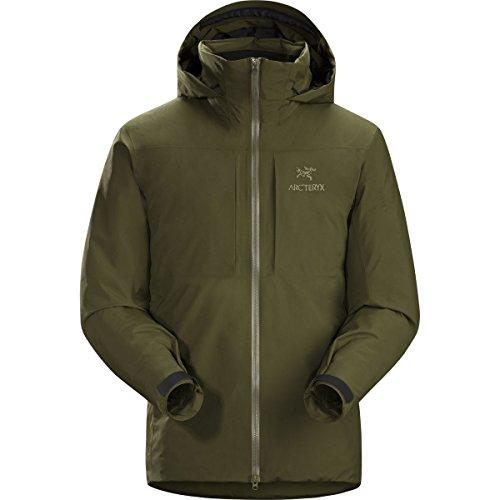 Arc'teryx Fission SV Insulated Jacket - Men's Dark Moss, L by Arc'teryx