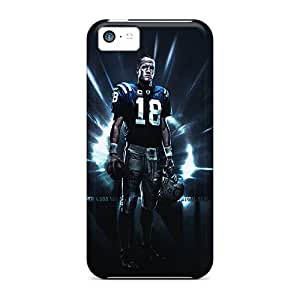 MMZ DIY PHONE CASEAnti-Scratch Hard Phone Covers For iphone 6 plus 5.5 inch With Allow Personal Design Colorful Indianapolis Colts Skin JacquieWasylnuk