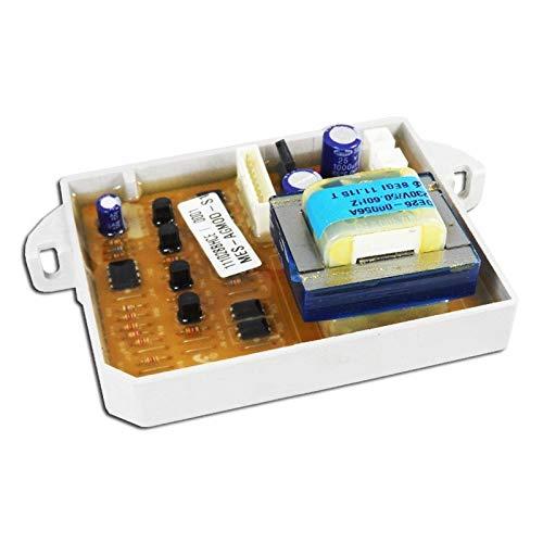 Módulo de Controle Silver Care AG+ 220v para Lava e Seca Samsung WD-H125NCF, WD-M125KSF